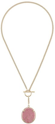 Isabel Marant Low Hanging Pendant Necklace