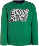 Eat Ants by SANETTA GAMER ZONE Long sleeved top bright olive