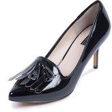 ELOQUII Plus Size Elle Heeled Loafer