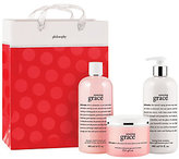 philosophy Soft And Scented Fragrance Trio