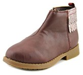 Osh Kosh Violet-g Toddler Us 10 Brown Ankle Boot.
