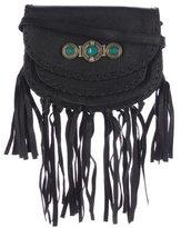 Cleobella Fringed Leather Crossbody Bag w/ Tags