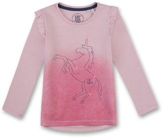 Sanetta Girl's 124639 Longsleeve T-Shirt
