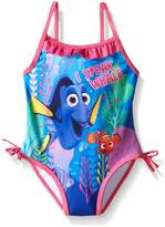 Disney Finding Dory Nemo Girls Swimsuit Swimwear