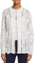 T Tahari Cardea Embellished Jacket