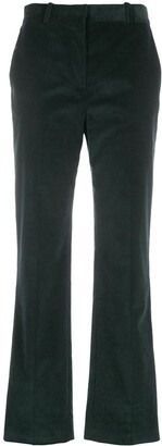 Victoria Victoria Beckham High-Waisted Corduroy Trousers