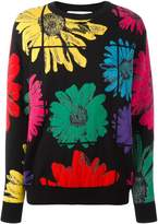 Moschino floral jumper