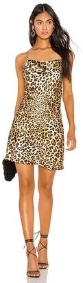 J.o.a. Cowl Neck Slip Dress