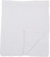 PetitPehr Dot-Pattern Swaddle Blanket