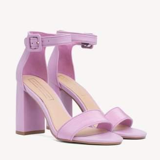 Tommy Hilfiger Block Heel Strap Sandals