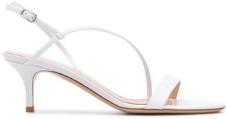 Gianvito Rossi Minimal Strap Sandals