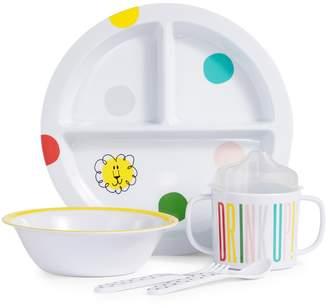 Kate Spade Hey Baby 5-Piece Dining Set