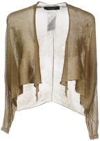 Twin-Set Wrap cardigans