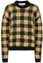 Marni Alpaca and wool-blend sweater