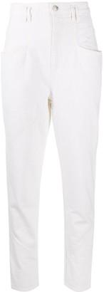 Isabel Marant Pocket Detail Jeans