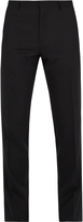 Burberry Millbank slim-leg wool trousers