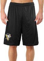 Calhoun Sportswear Official NHL Pittsburgh Penguins Air Mesh Shorts