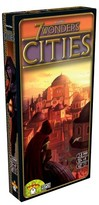 Asmodee 7 Wonders Strategy Game Cities Expansion Pack