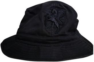 Philip Treacy Black Cotton Hats