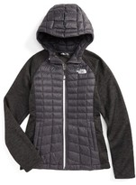 The North Face Girl's Thermoball(TM) Arcata Hoodie