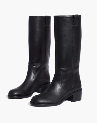 Madewell The Allie Boot with Extended Calf