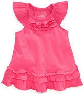 First Impressions Playwear Top, Baby Girls Solid Tunic