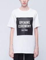 Opening Ceremony OC Logo S/S T-Shirt