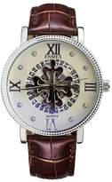 Holiday Gift Watches/Unique display/Luminous hands/Elegant Men's Watch-E