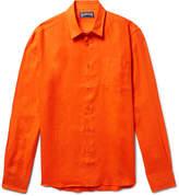 Vilebrequin - Caroubis Linen Shirt