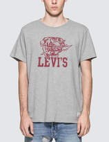 Levi's Urban Military Tiger Graphic S/S T-Shirt