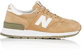 New Balance Men's 990 Sneakers-TAN