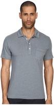 Billy Reid Pensacola Polo Shirt Men's Clothing