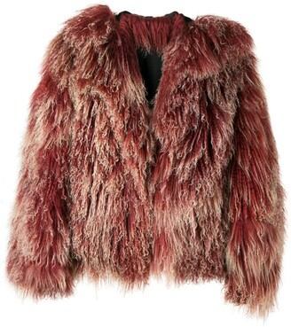 A.N.G.E.L.O. Vintage Cult 1970's Fluffy Coat
