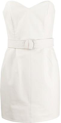 P.A.R.O.S.H. Maciock belted mini dress