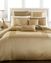 Hotel Collection Mosaic Duvet Covers, Created for Macy's