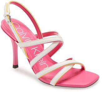 Calvin Klein Miu Strappy Sandal
