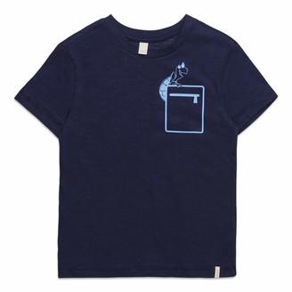 Esprit Boy's Rq1027402 T-Shirt Ss