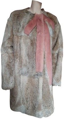 Paule Ka Fur Coat for Women