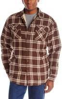 Wrangler Men's Authentics Long Sleeve Sherpa Lined Shirt