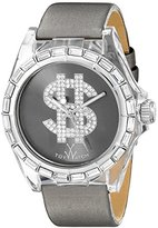 Toy Watch Unisex D13GY Analog Display Quartz Grey Watch