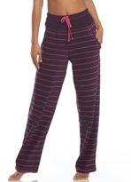 Jockey Womens Pant With Wide Waistband Sleepwear Pants Polyester