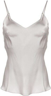 Gilda and Pearl Sophie silk camisole