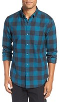 Bonobos Men's New Buckland Slim Fit Check Sport Shirt