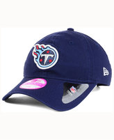 New Era Women's Tennessee Titans Team Glisten 9TWENTY Cap