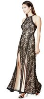 GUESS Alina Sleeveless Lace Maxi Dress