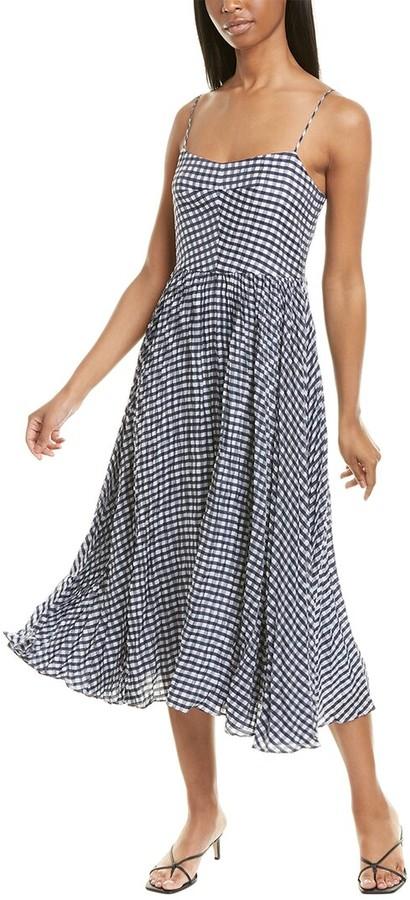 J.Crew Elliott Midi Dress