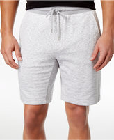 "Michael Kors Men's Heathered Terry 9"" Shorts"