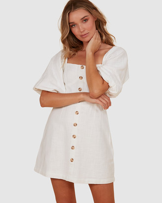 Billabong White Sand Dress