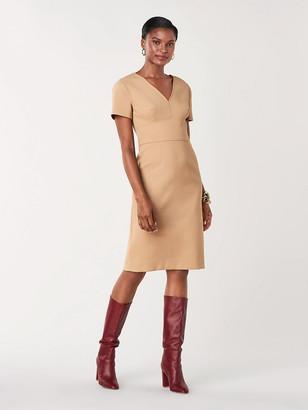 Diane von Furstenberg Klora Cotton-Blend Dress