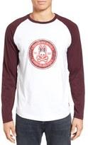 Psycho Bunny Milford Graphic Baseball T-Shirt